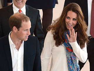 PHOTO: Prince William & Kate Return to London After Asia Tour | Kate Middleton, Prince William