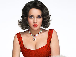 VIDEO: Is Lindsay Lohan a Convincing Elizabeth Taylor?