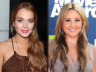 Lindsay Lohan Speaks Out About Amanda Bynes: 'Why Did I Get Put in Jail?' | Amanda Bynes, Lindsay Lohan