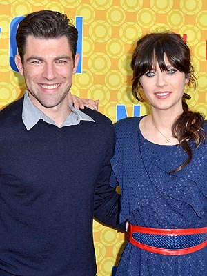 New Girl's Max Greenfield Thought Emmy Nod Was an Online Rumor | Zooey Deschanel