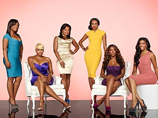 Sneak Peek: Real Housewives of Atlanta Stars Brawl in Anguilla