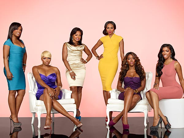 RHOA: NeNe Leakes Fights with Marlo Hampton