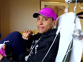 Doctor: Robin Roberts &#39;Energized&#39; After Bone Marrow Transplant | Robin Roberts