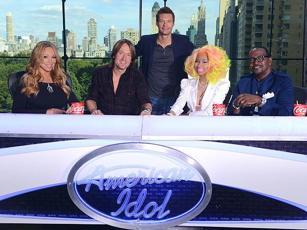 Nicki Minaj: Is It Even Cool to Be a Judge on American Idol?| American Idol, Mariah Carey, Nicki Minaj