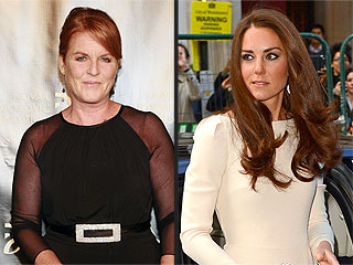 Duchess Fergie: I Sympathize with Kate Over Topless Photos | Kate Middleton