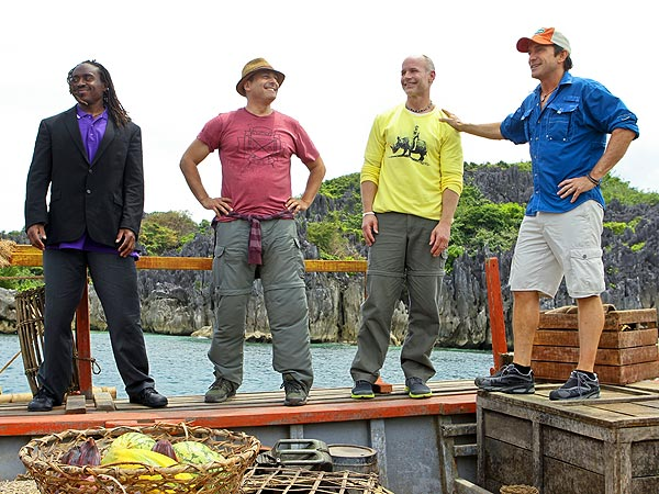 Stephen Fishbach Blogs: Returning Players Show Good, Bad and Ugly of Survivor| Survivor, Stephen Fishbach