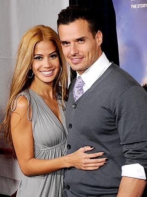 Third Child for Antonio Sabato Jr.