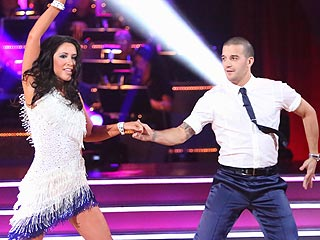 DWTS: Bristol Palin and Mark Ballas Go Home | Bristol Palin, Mark Ballas