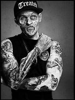 Photos to Die For: Stars Turned Into Zombies | Joel Madden