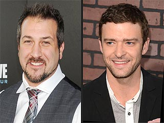 Joey Fatone: Marriage Will 'Bring Out the Best' in Justin Timberlake | Joey Fatone, Justin Timberlake