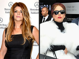 Kirstie Alley: Scrutiny over Lady Gaga's Weight Is 'Insanity'