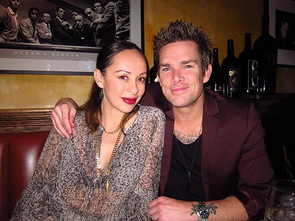 Mark McGrath Marries Carin Kingsland