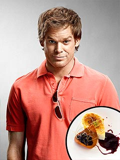 Bite Into a Killer Dexter-Themed Dessert | Michael C. Hall