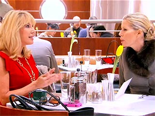 RHONYC: Ramona Singer Lashes Out at Aviva Drescher's Dad