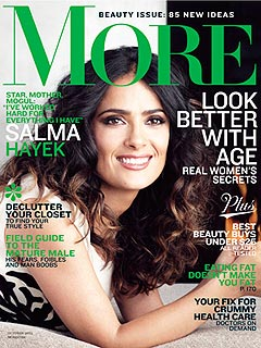 Salma Hayek Didn't Think It Was Possible to Be Happily Wed | Salma Hayek