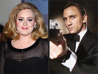Listen to Adele's Skyfall Song | Daniel Craig