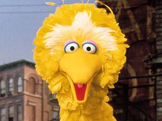 The Real Winner of the Presidential Debate? Big Bird ... According to Twitter | Barack Obama, Big Bird, Mitt Romney