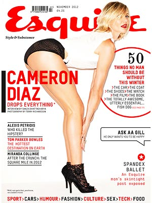 Cameron Diaz Says It's Great Being Single – So Far| Cameron Diaz