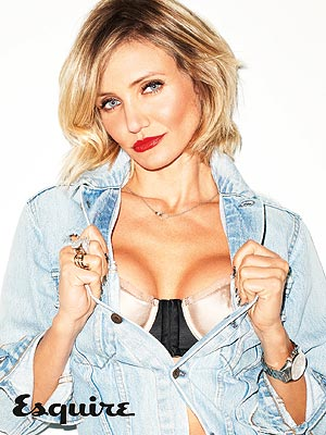 Cameron Diaz Is Open to Marrying and Having Kids