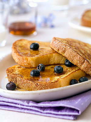 Harley Pasternak Healthy French Toast
