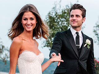 See Kings of Leon's Jared Followill and His Bride on Their Wedding Day