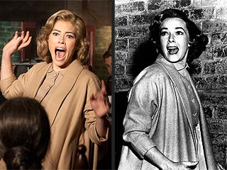 FIRST LOOK: Jessica Biel & Scarlett Johansson in Hitchcock | Jessica Biel, Vera Miles
