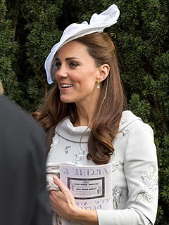 Kate Steps Out for Family Friend's Wedding | Kate Middleton