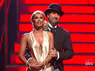 Kym Johnson: I'm 'Surprised' and 'Disappointed' by DWTS Elimination | Joey Fatone, Kym Johnson