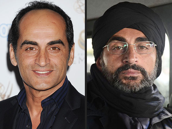 Homeland Star and TV Terrorist Says He's Been Stopped in the Airport