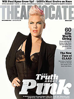 Pink: My Band Will Be My Future Babysitters | Pink