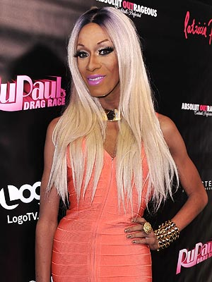 Sahara Davenport RuPaul&#39;s Drag Race Dead