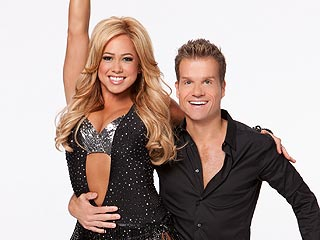 Sabrina Bryan Scores the First 9 of DWTS's New Season