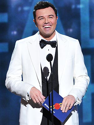 Seth MacFarlane, Family Guy Creator, to Host the Oscars