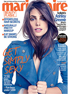 Ashley Greene Finds Dating Can Be Difficult