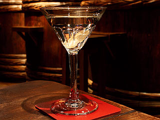 How to Make 007's Signature Vesper Martini