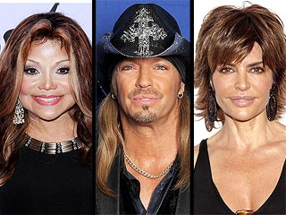 Bret Michaels, La Toya Jackson Returning for All-Star Celebrity Apprentice | Bret Michaels, Latoya Jackson, Lisa Rinna