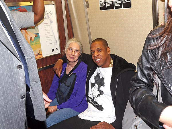 Jay-Z Takes the Subway to His Show | Jay-Z