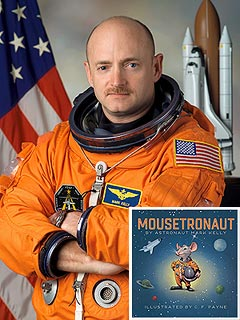 Gabrielle Giffords's Husband Mark Kelly Pens Children's Book