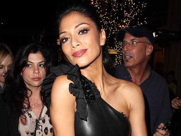 Nicole Scherzinger's Jazzy Night in Hollywood | Nicole Scherzinger