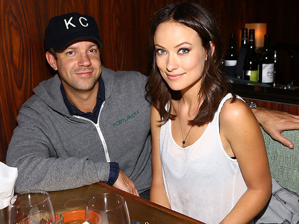 Olivia Wilde in Love with Jason Sudeikis