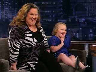 VIDEO: Honey Boo Boo&#39;s Mama June Doesn&#39;t Care About Making Millions