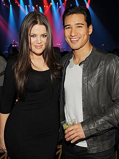 Khloé Kardashian Offers Wedding Advice to 'Anxious' Mario Lopez | Khloe Kardashian, Mario Lopez