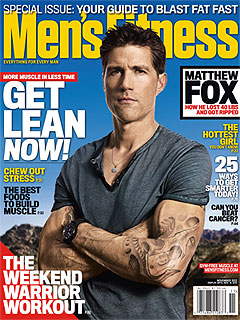 Matthew Fox: 'I Have Never Hit a Woman'