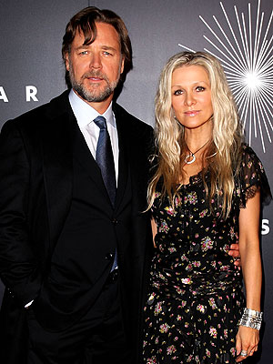 Russell Crowe & Danielle Spencer Split
