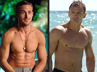 Want a Bod Like a Hot Actor? Harley Gives Tips, Workouts for Arms & Abs | Ryan Gosling