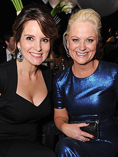 POLL: Are You Laughing About Tina Fey & Amy Poehler Hosting the Golden Globes? | Amy Poehler, Tina Fey