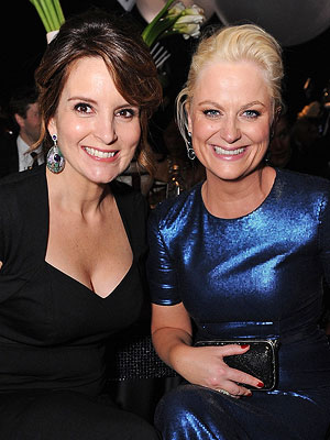 Tina Fey & Amy Poehler to Host Golden Globes