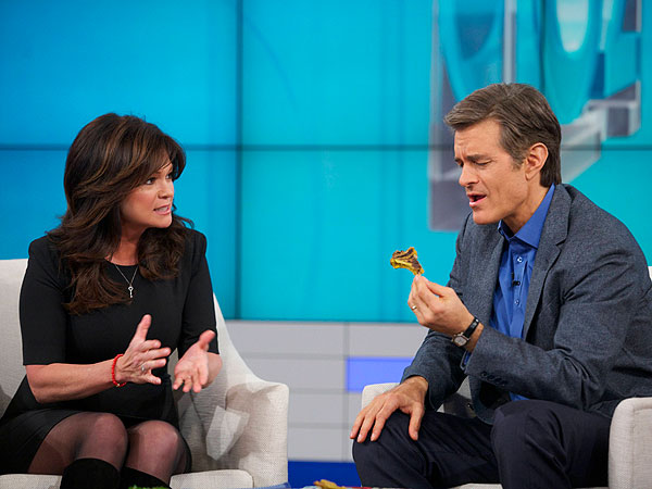Valerie Bertinelli Admits: I Used Food as a Crutch| Diet & Fitness, Nutrition, Bodywatch, Dr. Oz, Valerie Bertinelli