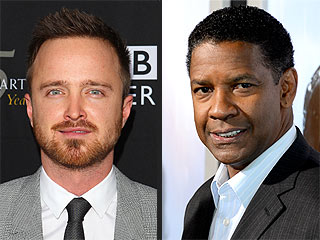 How YouTube Helped Denzel Washington & Aaron Paul Play Alcoholics