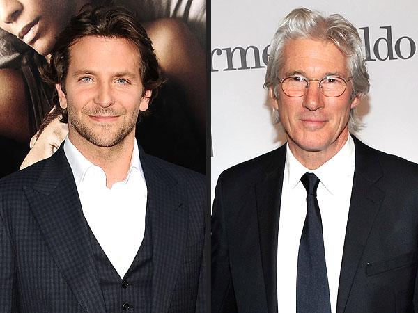 Sexiest Man Alive: Bradley Cooper Nominates Richard Gere